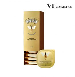 Product details of VT Progloss Gold Honey-Benone Gold Capsule Mask - 10pcs VT